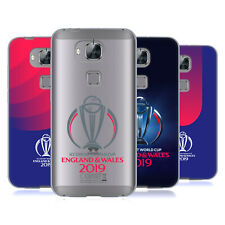 OFFICIAL ICC CWC 2019 CRICKET WORLD CUP SOFT GEL CASE FOR HUAWEI PHONES 2