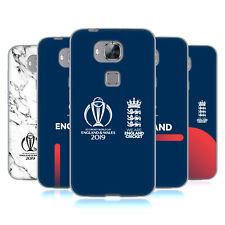 OFFICIAL ICC ENGLAND CRICKET WORLD CUP SOFT GEL CASE FOR HUAWEI PHONES 2