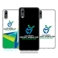 OFFICIAL ICC UNDER19 WORLD CUP 2018 CRICKET SOFT GEL CASE FOR HUAWEI PHONES