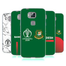 OFFICIAL ICC BANGLADESH CRICKET WORLD CUP SOFT GEL CASE FOR HUAWEI PHONES 2