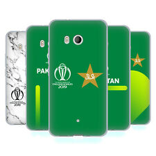 OFFICIAL ICC PAKISTAN CRICKET WORLD CUP SOFT GEL CASE FOR HTC PHONES 1
