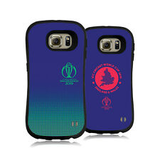 OFFICIAL ICC TYPOGRAPHY CRICKET WORLD CUP HYBRID CASE FOR SAMSUNG PHONES