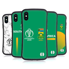 OFFICIAL ICC SOUTH AFRICA CRICKET WORLD CUP HYBRID CASE FOR APPLE iPHONES PHONES