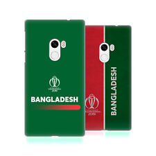 OFFICIAL ICC BANGLADESH CRICKET WORLD CUP HARD BACK CASE FOR XIAOMI PHONES