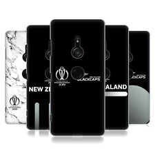 OFFICIAL ICC NEW ZEALAND CRICKET WORLD CUP HARD BACK CASE FOR SONY PHONES 1