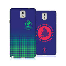 OFFICIAL ICC TYPOGRAPHY CRICKET WORLD CUP HARD BACK CASE FOR SAMSUNG PHONES 2