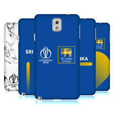 OFFICIAL ICC SRI LANKA CRICKET WORLD CUP HARD BACK CASE FOR SAMSUNG PHONES 2