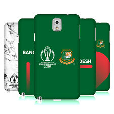 OFFICIAL ICC BANGLADESH CRICKET WORLD CUP HARD BACK CASE FOR SAMSUNG PHONES 2