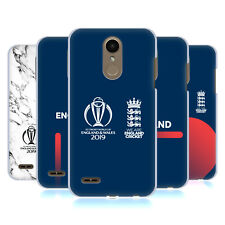 OFFICIAL ICC ENGLAND CRICKET WORLD CUP HARD BACK CASE FOR LG PHONES 1