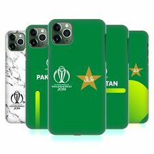 OFFICIAL ICC PAKISTAN CRICKET WORLD CUP HARD BACK CASE FOR APPLE iPHONE PHONES