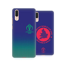 OFFICIAL ICC TYPOGRAPHY CRICKET WORLD CUP HARD BACK CASE FOR HUAWEI PHONES 1