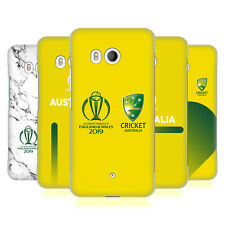 OFFICIAL ICC AUSTRALIA CRICKET WORLD CUP HARD BACK CASE FOR HTC PHONES 1
