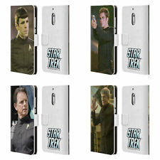 STAR TREK MOVIE STILLS REBOOT XI LEATHER BOOK CASE FOR MICROSOFT NOKIA PHONES
