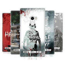 OFFICIAL AMC THE WALKING DEAD QUOTES HARD BACK CASE FOR XIAOMI PHONES