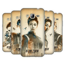 OFFICIAL STAR TREK DISCOVERY GRUNGE CHARACTERS GEL CASE FOR SAMSUNG PHONES 3