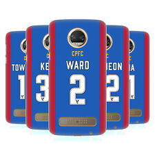OFFICIAL CRYSTAL PALACE FC 2016/17 PLAYERS HOME KIT CASE FOR MOTOROLA PHONES 1