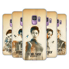 OFFICIAL STAR TREK DISCOVERY GRUNGE CHARACTERS BACK CASE FOR SAMSUNG PHONES 1
