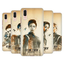 OFFICIAL STAR TREK DISCOVERY GRUNGE CHARACTERS BACK CASE FOR HUAWEI PHONES 1