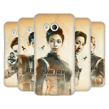 OFFICIAL STAR TREK DISCOVERY GRUNGE CHARACTERS HARD BACK CASE FOR HTC PHONES 1