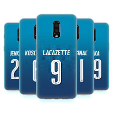 OFFICIAL ARSENAL FC 2017/18 PLAYERS AWAY KIT 2 GEL CASE FOR AMAZON ASUS ONEPLUS