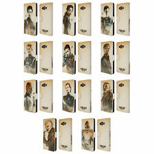 STAR TREK DISCOVERY GRUNGE CHARACTERS LEATHER BOOK CASE FOR SAMSUNG PHONES 2