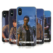 OFFICIAL AMC THE WALKING DEAD FILTER CHARACTER GEL CASE FOR APPLE iPHONE PHONES