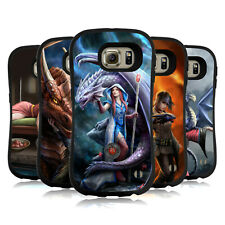 OFFICIAL ANNE STOKES DRAGON FRIENDSHIP 2 HYBRID CASE FOR SAMSUNG PHONES