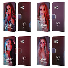 OFFICIAL LITTLE MIX SOLOS LEATHER BOOK WALLET CASE COVER FOR HTC PHONES 1
