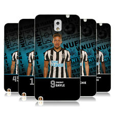NEWCASTLE UNITED FC NUFC 2017/18 FIRST TEAM 1 SOFT GEL CASE FOR SAMSUNG PHONES 2