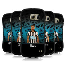 NEWCASTLE UNITED FC NUFC 2017/18 FIRST TEAM 1 HYBRID CASE FOR SAMSUNG PHONES
