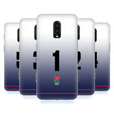 OFFICIAL ENGLAND RUGBY UNION 2017/18 HOME KIT GEL CASE FOR AMAZON ASUS ONEPLUS