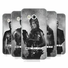 OFFICIAL AMC THE WALKING DEAD DOUBLE EXPOSURE HARD BACK CASE FOR HTC PHONES 1