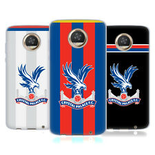 OFFICIAL CRYSTAL PALACE FC 2017/18 PLAYERS KIT SOFT GEL CASE FOR MOTOROLA PHONES