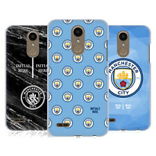 CUSTOM PERSONALISED MANCHESTER CITY MAN CITY FC 2017/18 CASE FOR LG PHONES 1