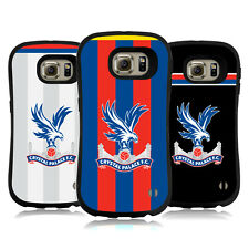 OFFICIAL CRYSTAL PALACE FC 2017/18 PLAYERS KIT HYBRID CASE FOR SAMSUNG PHONES