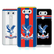 OFFICIAL CRYSTAL PALACE FC 2017/18 PLAYERS KIT HARD BACK CASE FOR LG PHONES 1