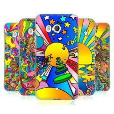OFFICIAL HOWIE GREEN PSYCHEDELIC HARD BACK CASE FOR HTC PHONES 1