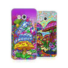 OFFICIAL HOWIE GREEN MUSHROOMS HARD BACK CASE FOR HTC PHONES 1