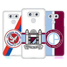 OFFICIAL CRYSTAL PALACE FC 2016/17 RETRO BADGE COLLECTION CASE FOR LG PHONES 1