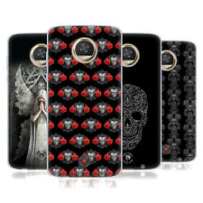OFFICIAL ANNE STOKES ONLY LOVE REMAINS SOFT GEL CASE FOR MOTOROLA PHONES