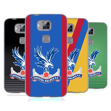 OFFICIAL CRYSTAL PALACE FC 2016/17 PLAYERS KIT SOFT GEL CASE FOR HUAWEI PHONES 2
