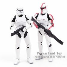 SHF S.H.Figuarts Star Wars Phase 1 Clone Trooper Captain / Phase 2 Clone