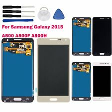 For Samsung Galaxy 2015 A500 A500F A500H LCD Display Touch Screen Digitizer New