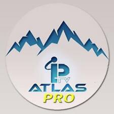 ATLAS PRO ULTIMATE IPTV 12 Mois + 4000 CHAINES SD#HD#FULL HD + VOD & SÉRIES