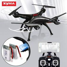 SYMA Official X5SW Drones with Camera HD WiFi FPV Real Time transmission RC