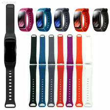 1159 AF71 Silicone Replacement Watch Band Strap For Samsung Gear Fit 2 SM-R360