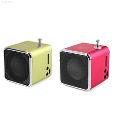 A1EE Digital MP3 Music Player Micro SD TF USB Disk Speaker FM Radio AUX A