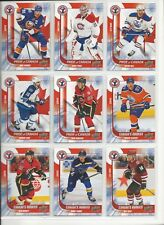 2016 UD NHCD NATIONAL HOCKEY CARD DAY CANADA PICK FROM LIST CAN-1 TO CAN-16 + CL