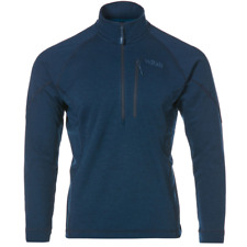 Rab Nucleus Pull-On - Deep Ink - Mens Fleece Pullover