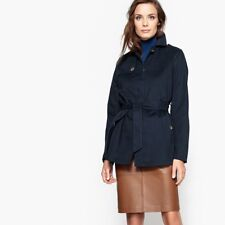 La Redoute Collections Womens Short Trench Coat
